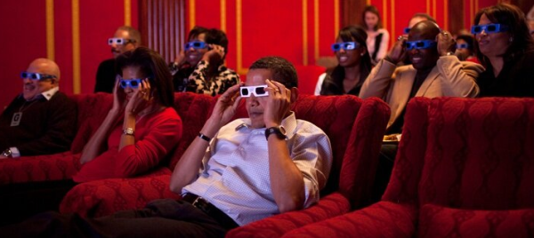 forget the sequester: obama is watching the oscars - national republican